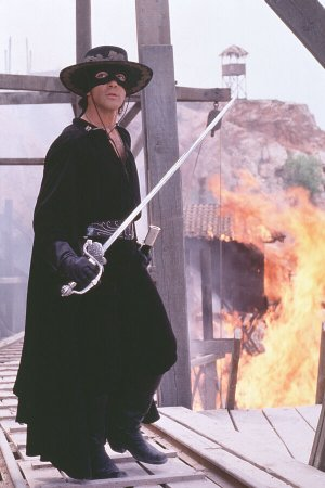 picture from The Mask of Zorro