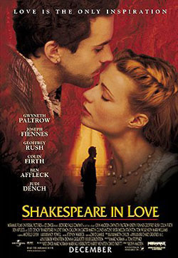 how shakespeare portrays love in the Shakespeare portrays love in romeo and juliet in many ways their love is portrayed by images of light and dark and is juxtaposed against death, and he sets next to romeo and juliet the love associated with sight and appearances.