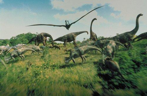 Обои и фото картинки из фильма динозавр (dinosaurus) .
