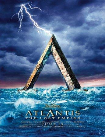 Атлантида: Затерянная империя.