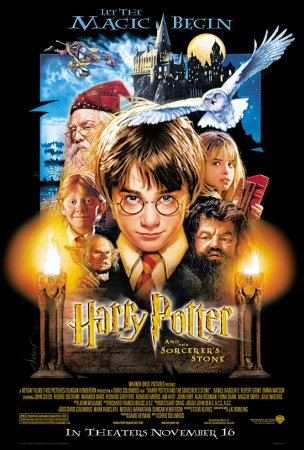 Posters/capas dos livros HarryPotter_poster