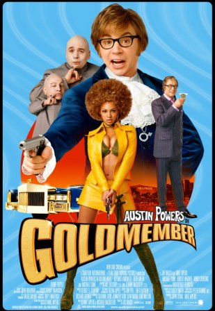 the Austin Powers movies