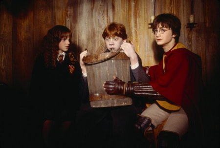 Harry Potter and the Chamber of Secrets movies in Bulgaria