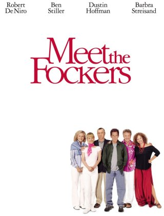 poster from Meet The Fockers