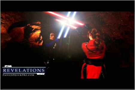 Star Wars: Revelations TheReelMcCoy Star Wars Revelations