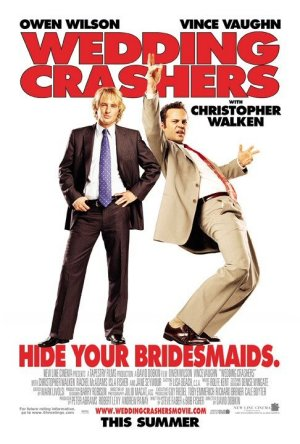 Recommend a film WeddingCrashers_poster